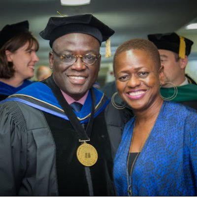 Dr. Benjamin Ola Akande first black president of westminster college st louis