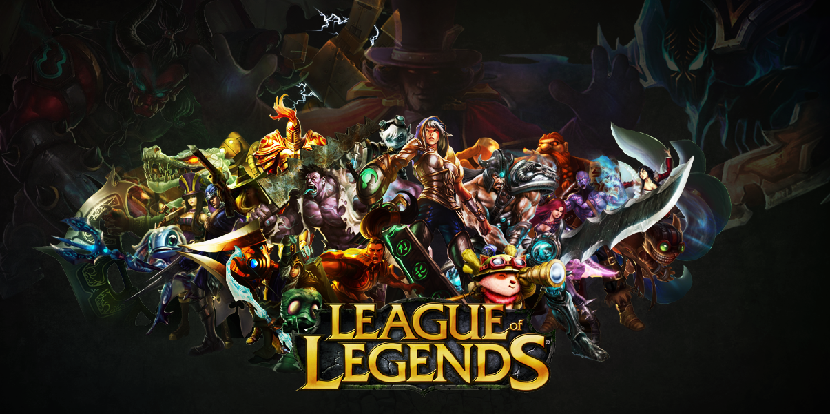 Download Game League of Legends