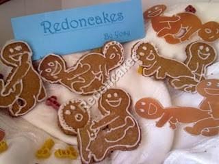Redoncakes galletas kamasutra para una despedida de soltera - Decoracion erotica ...