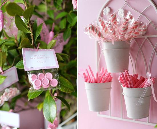 Fiestas con encanto buffet el jard n de chuches rosas for Casa jardin buffet