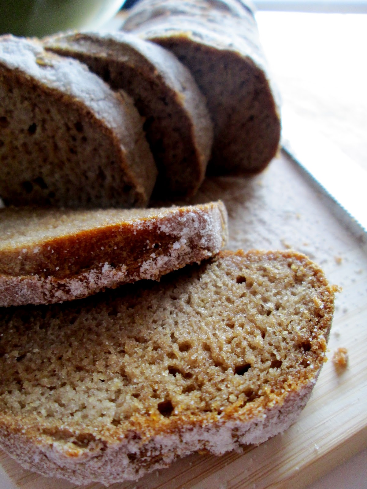 how to make soft yeast free bread