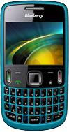 Dual SIM QWERTY Mobile Spice Blueberry Express