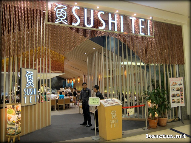 Sushi Tei Tropicana City Mall