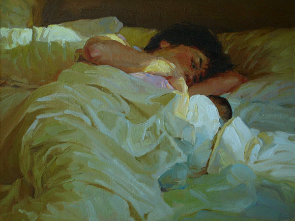 Michael Mao | Chinese Figurative Painter