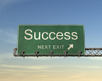 Success Sign from Music 3.0 blog