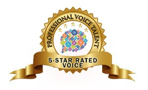 The 5 stars Voice Realm Award