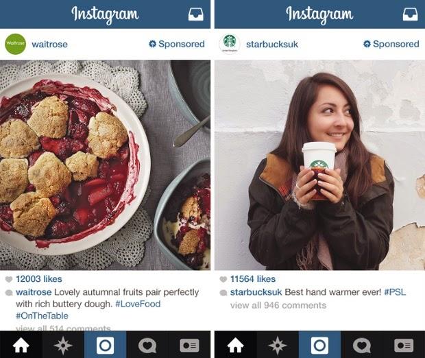 proiyvodi koji se reklamiraju na Instagram
