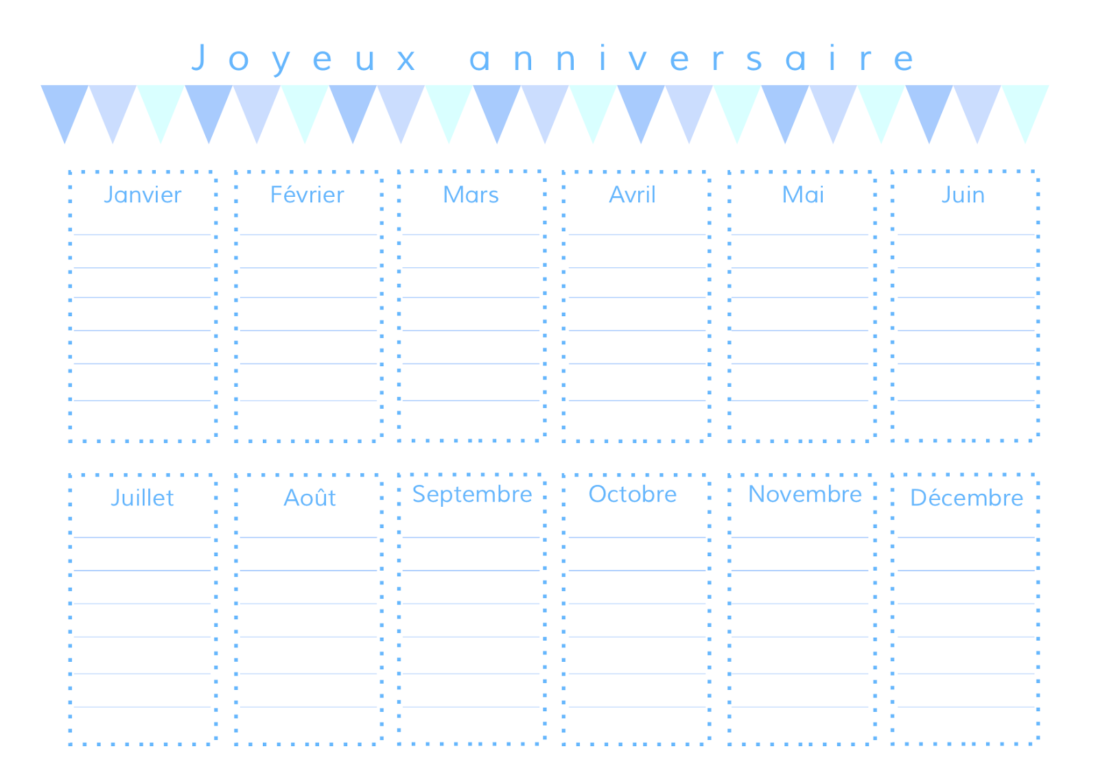 calendrier des annee de mariage - Calendrier Noce De Mariage