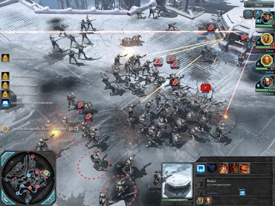 warhammer 2 gold pc screenshot 4 Warhammer 40.000 Dawn of War II Gold Edition PROPHET