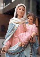 Prece Missionária - 07/10/2011 - Nossa Senhora do Rosário
