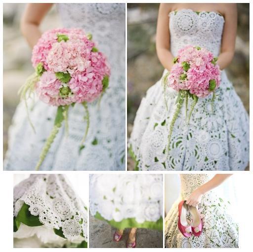 Schemi Per Abiti Da Sposa Alluncinetto Modelli Alla Moda Di Abiti