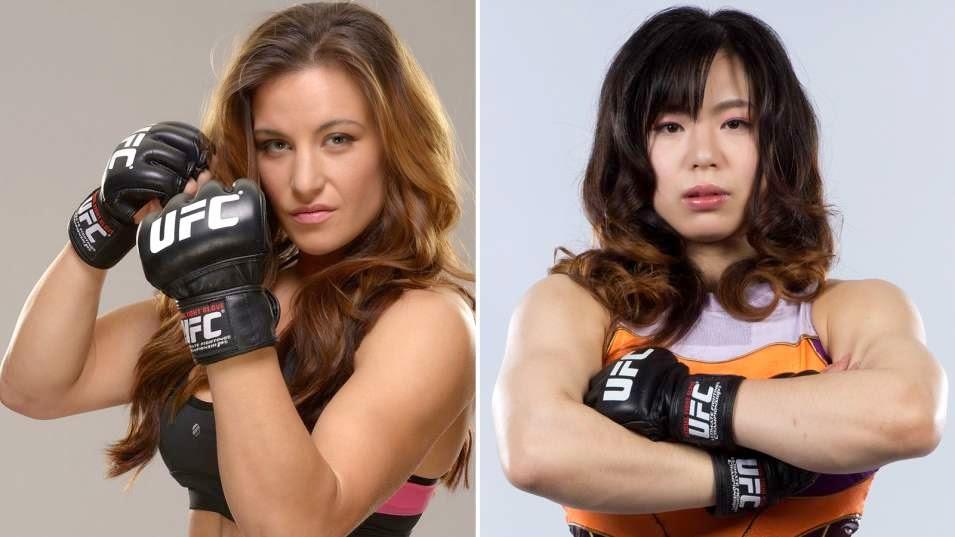 Miesha Tate - Rin Nakai-mma women's champion-mma females