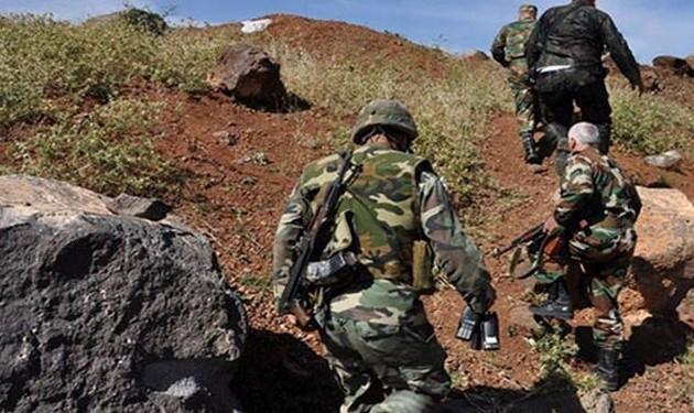 Οι Σύροι έπιασαν ζωντανό οπλαρχηγό του ISIS κοντά στην Παλμύρα