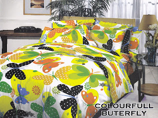 Belladona Colourfull Butterfly
