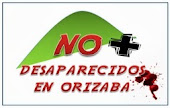 DESAPARECIDOS EN LA REGION DE ORIZABA-CORDOBA
