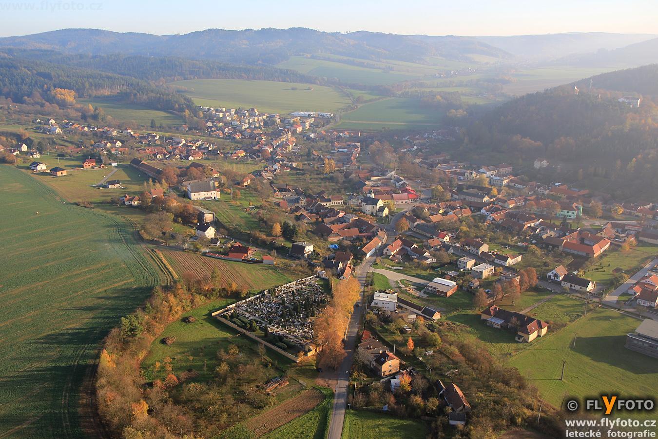 obec Jaroměřice