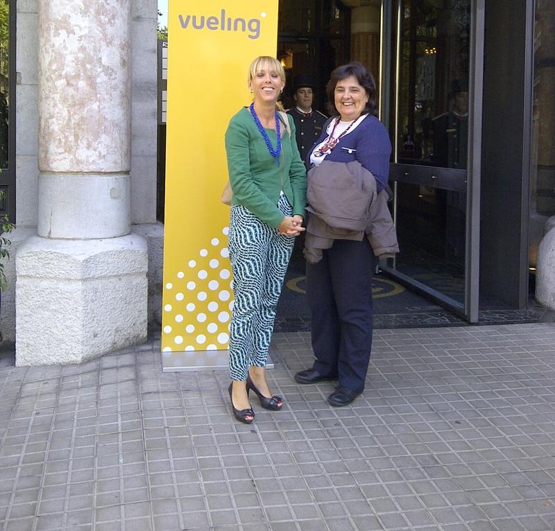 Canarias sincro mas facilidades para asistir al campus for Oficinas de vueling en barcelona