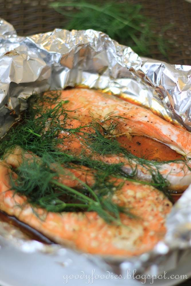 Salmon Dill Recipe Food Network