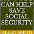 How You Can Help Save Social Security - Free Kindle Non-Fiction