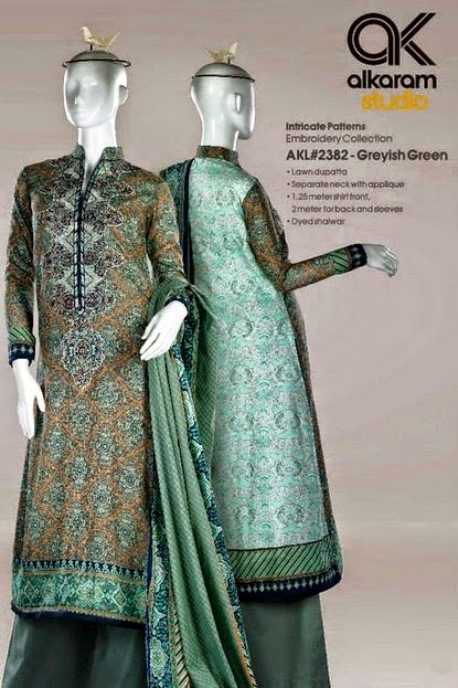 Best Salwar Suit Designs by Alkaram