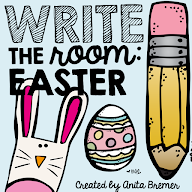 WRITE THE ROOM EASTER