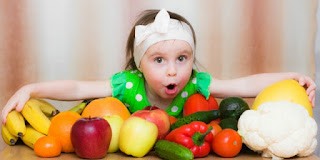 cara alami mengobati flu berat makan sayur dan buah