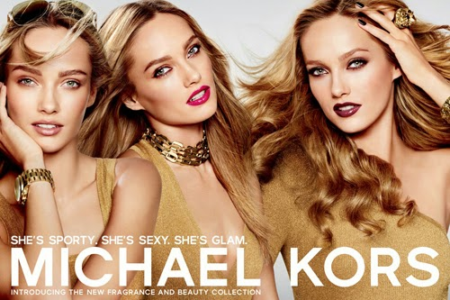 Sporty, Sexy e Glam: i mood della bellezza di Michael Kors