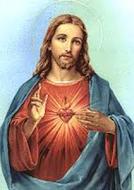 Sagrado Coração de Jesus, tende piedade nós!