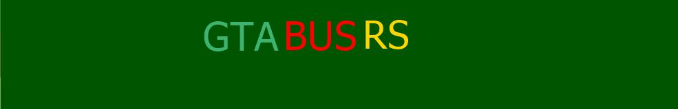 GTA Bus RS - Os melhores ônibus gaúchos para seu gta