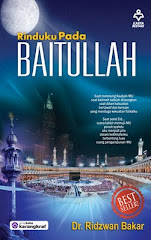 Buku  Rinduku Pada Baitullah