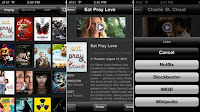 Movie Trailers Latest Application iPhone 4S