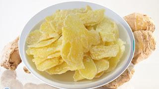 Ginger Jam Recipe (Mứt Gừng)