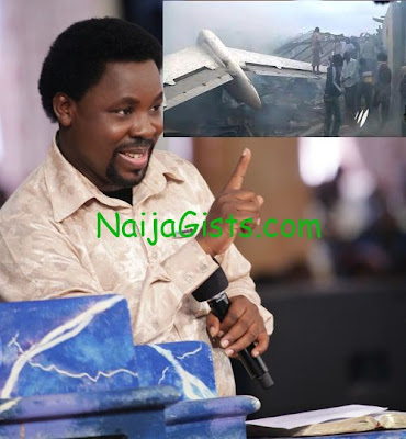 tb joshua death prediction nigerian politicians