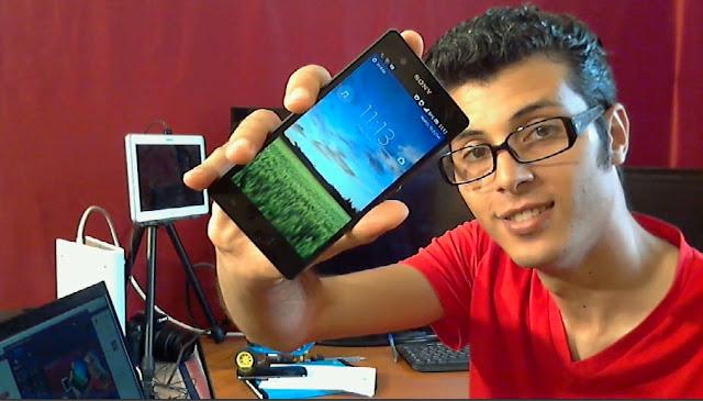 Sony Xperia Z هاتف