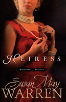 LitFuse Tour Review:Heiress by Susan May Warren