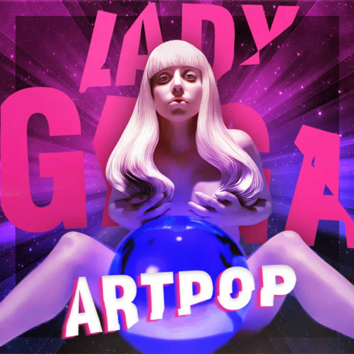 Lady Gaga - ARTPOP (Japanesse Deluxe Edition) (2013)