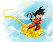 Dia 8 personagem de desenho animado. Postado por Jeff Lourenço às 19:58 (goku copy)