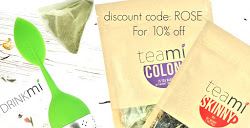 Teami Blends Discount Code