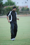 Telugu Film Personalities Practicing Cricket for CCL-thumbnail-11