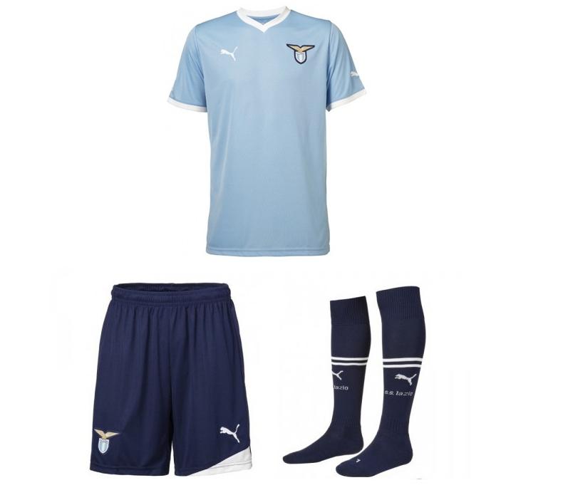 3726db8328 Business Fut  Lazio apresenta seus uniformes para 2011-12
