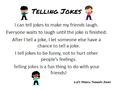 Teach Kids Why People Tell Jokes
