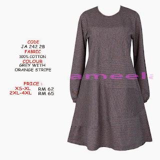 T-shirt-Muslimah-Jameela-JA242(2B)