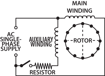 Ac Motor With 4 Wires1