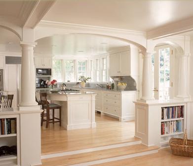 Diseños de cocinas: muebles de cocina modernos