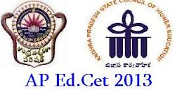 Download AP ED.CET 2013 Hall Tickets