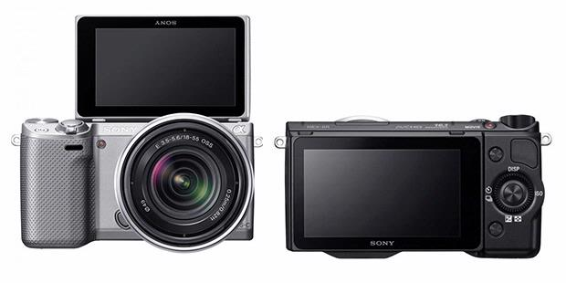 how to connect sony nex-5r to smartphone
