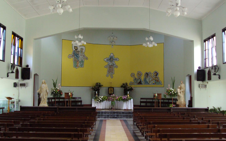 Paroki Keluarga Kudus Banteng