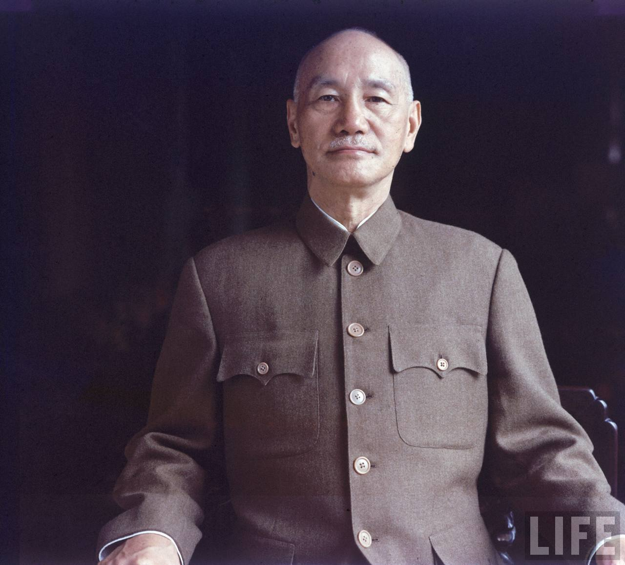 chiang kai shek essay The victory of mao zedong's ccp over president chiang kai-shek's guomindang  (nationalist) army was a stunning and unexpected event.
