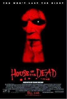 A Casa dos Mortos Dublado