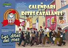 Calendari de Dites Catalanes 2017
